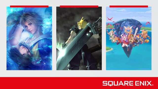 Nintendo Switch deals: big sales on the Final Fantasy saga and more from Square Enix