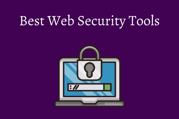 Best Web Security Tools