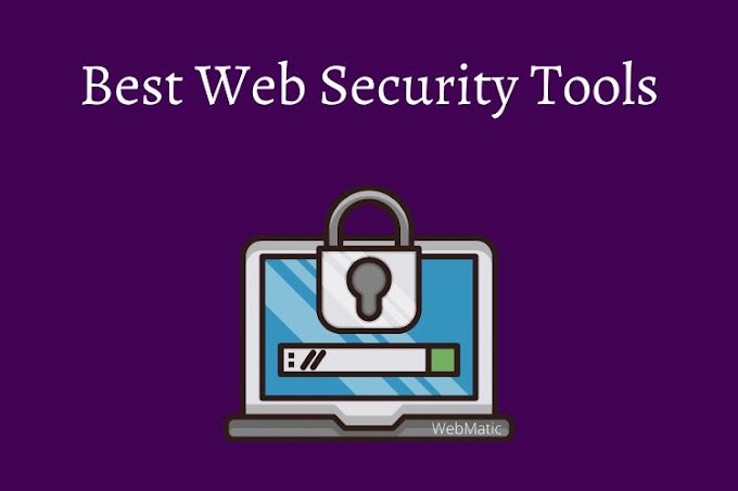 5 Best Web Security Tools