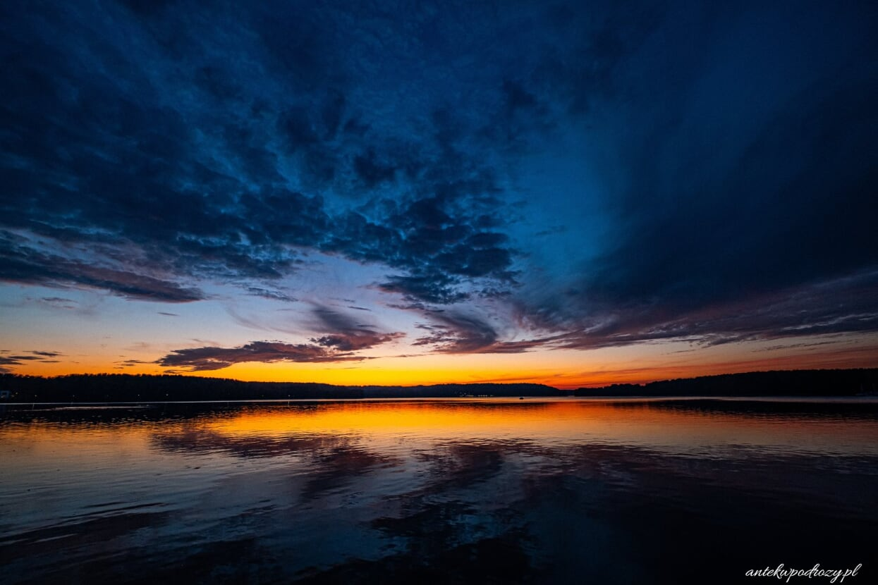 Olsztyn Jezioro Ukiel