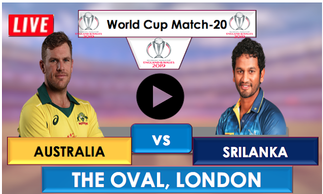 Sri Lanka vs Australia, Match 20 - Live Streaming and Cricket Score