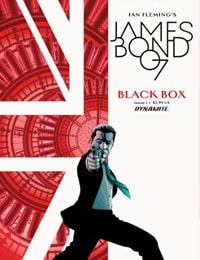 James Bond (2017) Comic