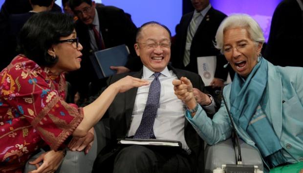 Minta Bimbingan IMF dan World Bank, Sri Mulyani Paling Layak Dicopot dari Kabinet