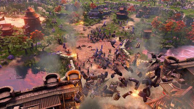 Imagem do Age of Empires 3: Definitive Edition