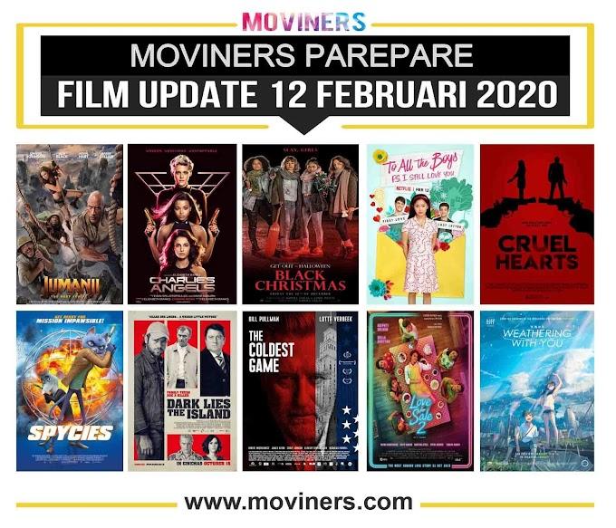 FILM UPDATE 12 FEBRUARI 2020