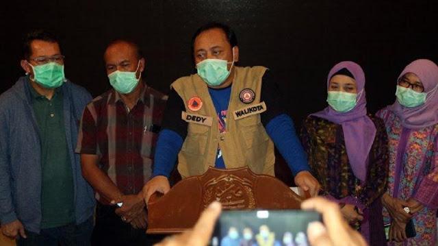 Pertama di Indonesia, Wali Kota Umumkan Tegal Lockdown Total!