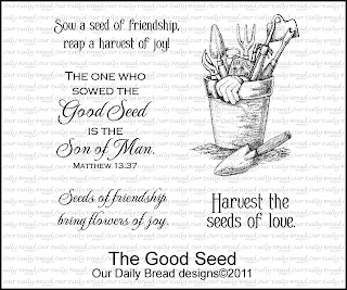 our daily bread designs, the good seed
