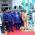 Tshisekedi à Nkamba: « Je mettrai tout en oeuvre pour reconstruire le pays et rétablir la fierté des congolais »