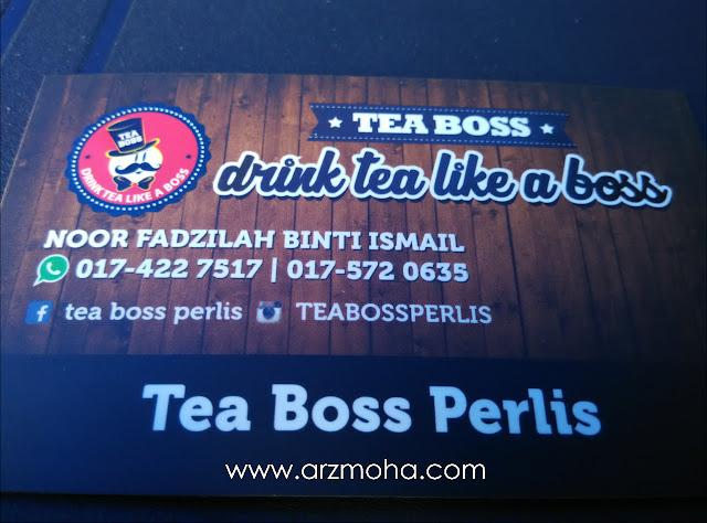 tea boss perlis, tempat lepak di perlis, makan menarik di perlis, makan malam best di perlis,