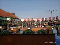 HUT ke-73 Pomad, Prajurit Denpom Divif 2 Kostrad Gelar Lomba Memasak