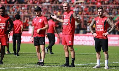Laga Tunda PSM vs Persija Digelar 6 Agustus 2019