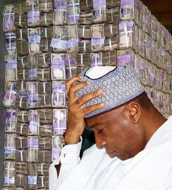 SHOCKER: Saraki Owns Warehouse Where He Stockpile 'Stolen Money', Why We Stole His N310m - Aides Expose
