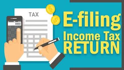 income tax india efiling gov in