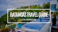 Batangas Travel Guide