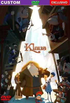 Klaus 2019 DVD HD DUAL LATINO 5.1 + SUB FORZADOS