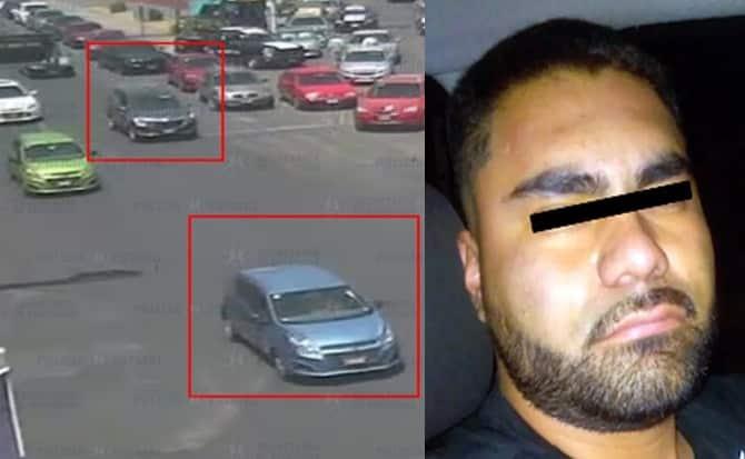 Capturas, ladrones, autos