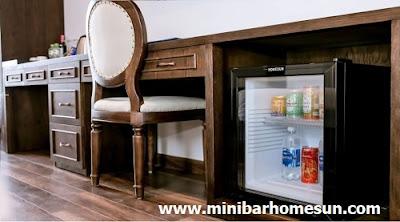 tủ lạnh minibar homesun chuyên dùng dành cho khách sạn