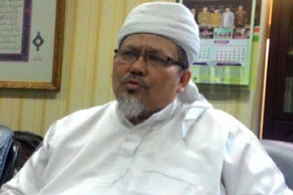 Cuitan Ustadz Tengku Zulkarnain Menanggapi Pertemuan Prabowo dan Jokowi
