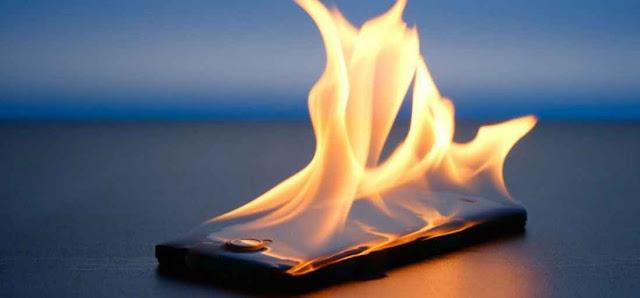 penyebab dan mengatasi handphone cepat panas