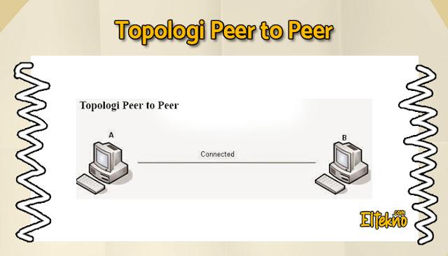 Apa yang dimaksud dengan topologi Peer to Peer, Beserta kelebihan dan kekuranganya