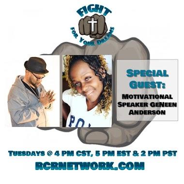 Interview: Motivational Speaker GeNeen Anderson
