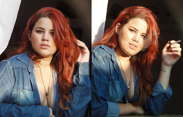 Phany Pinheiro, blog da phany, blogueira ruiva, blogueira brasileira, garota tumblr, blogueiras famosas, ruiva, cabelo rv, tinta para cabelo ruivo, moda plussize, modelo plusize, modelo brasileira, youtuber, blog de moda,