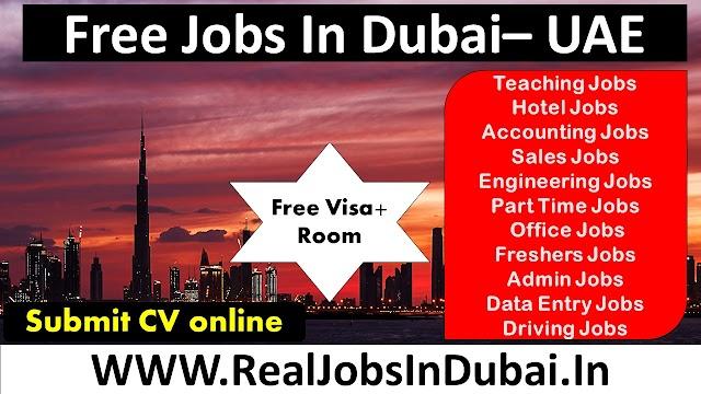 Many New Jobs In Dubai - UAE