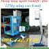 Thang nâng người 125kg nâng cao 8 mét GAMLIFT - Germany hàng có sẵn, giá sốc call 0984423150 – Huyền