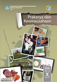 Buku Siswa Prakarya dan Kewirausahaan Kelas X Semester 2 K13