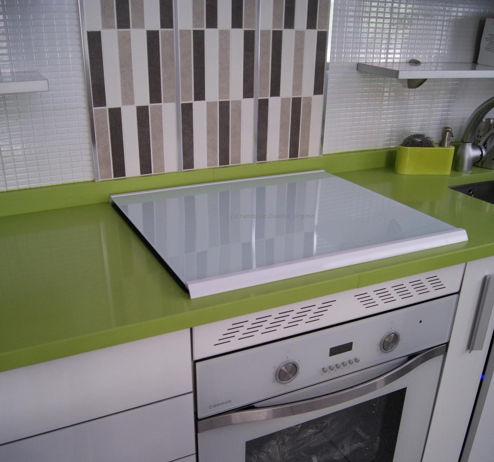 Protector antisalpicaduras cocina ilatela diy como hacer un protector de pared para la cocina - Protector antisalpicaduras cocina ...