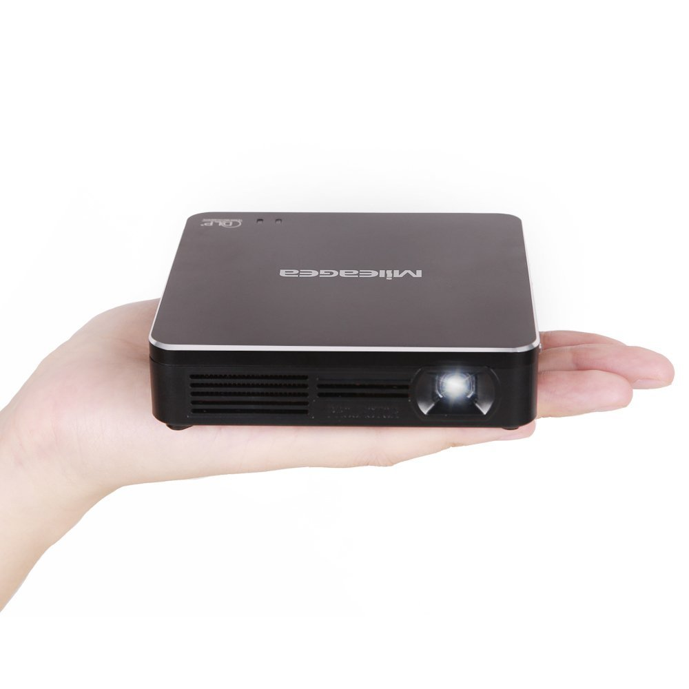 Some small easy portable light weight and high quality for Best portable smart projector