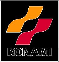 Imagen con el tercer logo de Konami de 1998