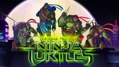 Teenage Mutant Ninja Turtle Apk Mod