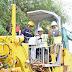 Bupati Askolani Launching Pembangunan Jalan Trans Pulau Rimau