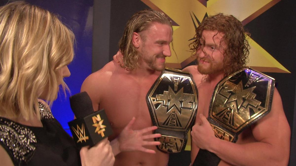 WWE rejeitou ideia de reunir Blake & Murphy no main roster