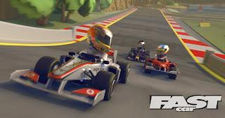 Formula 1 Race Stars (X-BOX360) 2012