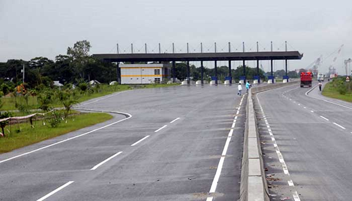 Don`t think Europe is wrong, this is Bangladesh Expressway