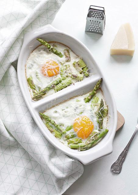 jak zrobic jajka zapiekane