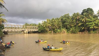 """Grand Opening Wisata Baru Desa Jogoboyo """"Bogowonto Kayak"""""""