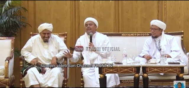 4 Keyakinan Habib Rizieq, Indonesia Minta Arab Saudi Cekal Dirinya