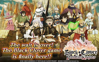 Black Clover Phantom Knights apk mod