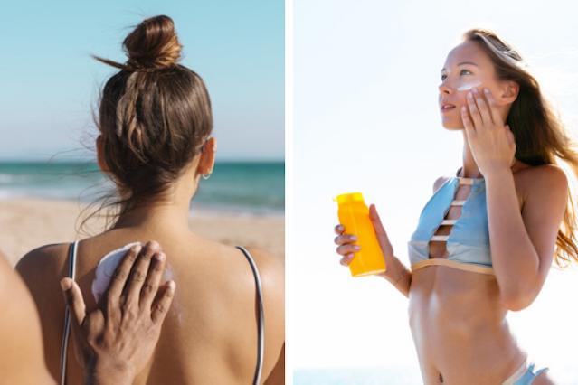 Évitez ces 7 erreurs que vous commettez avec la crème solaire