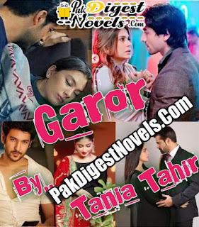Garor (Complete Novel) By Tania Tahir