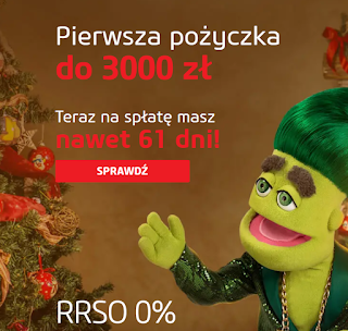 Reklama świątecznej promocji Vivus
