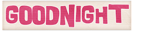 Borders and Phrases of the Sleepover Clipart.