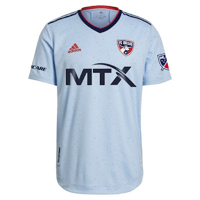 FC Dallas 2021 Away Kit