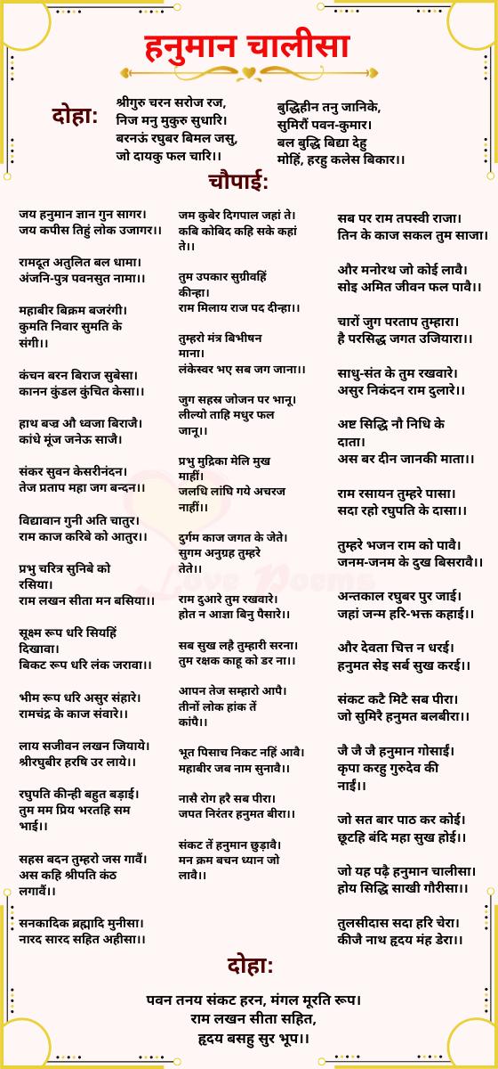 हनुमान चालीसा हिंदी में│hanuman chalisa hindi me│2021