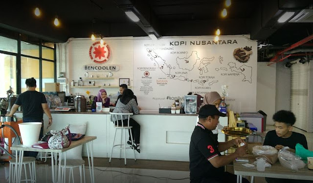 The Bencoolen Coffee