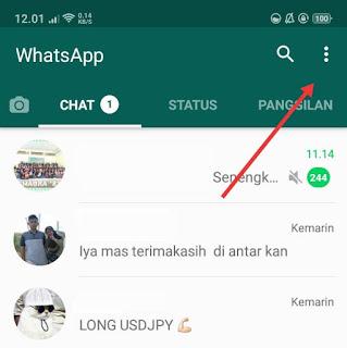 cara menggunakan clonapp messenger whatsapp