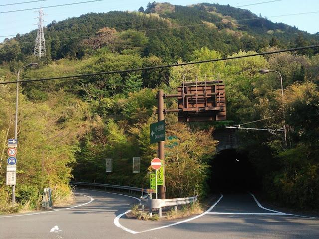 旧東海道 須雲川インター